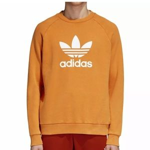 Adidas Originals Trefoil Warm Up Men's Sweatshirt